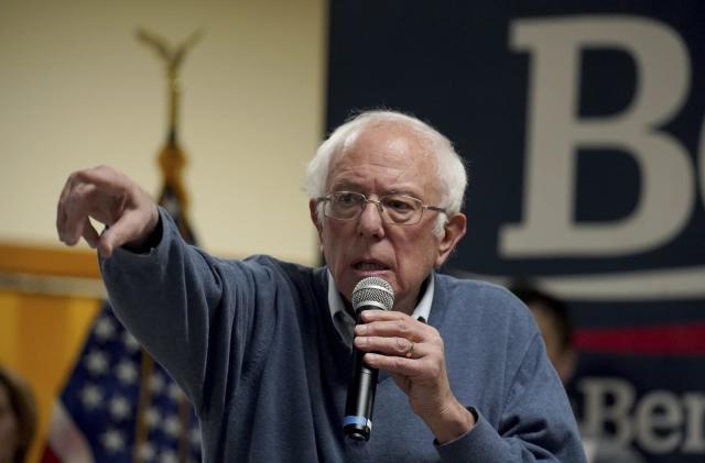 Bernie Sanders proposes $150 billion for public broadband improvements
