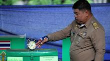 """Thailand's coup leader and """"democratic front"""" face-off in long-awaited election"""