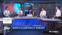 The Dow could hit 25K before Christmas and it's all thank...