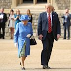 Queen Elizabeth Just Had the Palace Release a Formal Message to Donald Trump