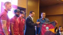 Rising Pune Supergiant (RPS) unveil new jersey for IPL 2017