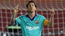 Messi is so intelligent he could play for another five years, says Luis Garcia