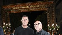 Stefano Gabbana speaks out on controversial adoption remarks: 'I respect ideas that are different to my own'