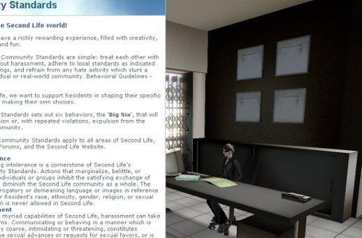 Second Life community standards updated