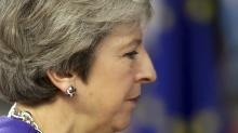 UK's May to face fresh ire at home after being spared by EU