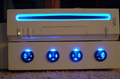 Wii mod moves those Gamecube ports to the front