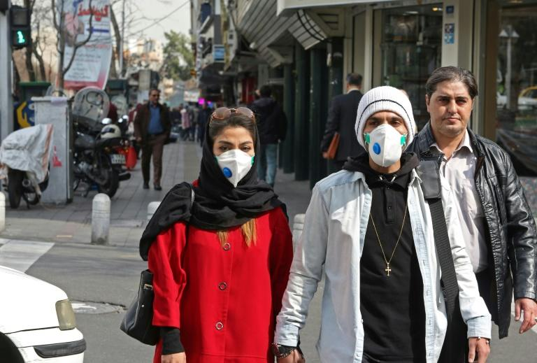 Iran has the highest death toll from the novel coronavirus outside of China (AFP Photo/ATTA KENARE)