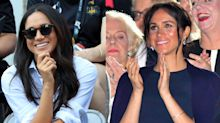 A Complete Guide to Meghan Markle's Invictus Games Style Evolution