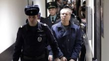 Russian ex-minister Ulyukayev jailed for eight years over $2 million bribe