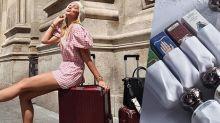 行李零負擔:出門旅行時尚單品、護膚、「髮」寶推介