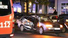Unfall in Charlottenburg : Frau stirbt bei Verfolgungsjagd: Mordanklage gegen Fahrer