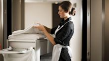 11 cleaning secrets to steal from hotel housekeepers