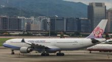 Taiwan's China Airlines says pilot quarantines to impact freight operations