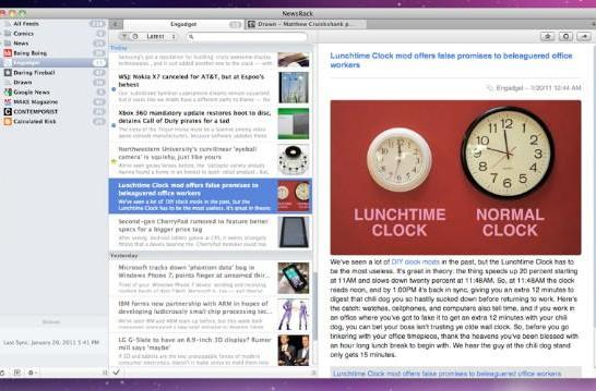 iOS RSS reader NewsRack out now in Mac App Store