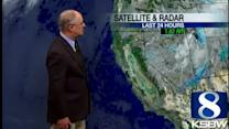 Watch Your KSBW Weather Forecast 04.16.13