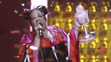 Israeli singer called 'disrespectful' to Japanese culture for wearing kimono during Eurovision