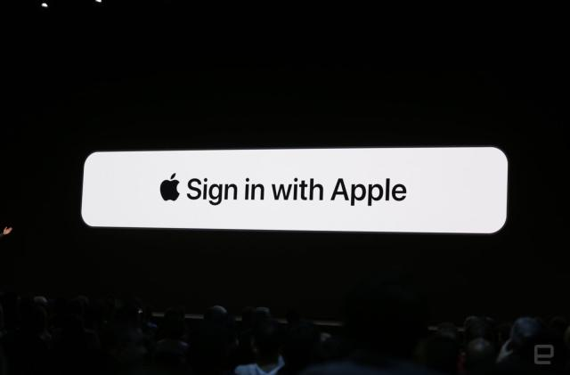 'Sign in with Apple' protects your email and info from apps
