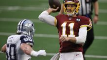 Washington takes over first place in NFC East with utter demolition of Dallas