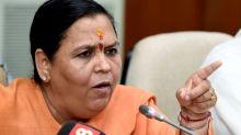 'Ready to be Hanged, But Won't Seek Bail': Uma Bharti to Nadda Ahead of Babri Masjid Demolition Verdict