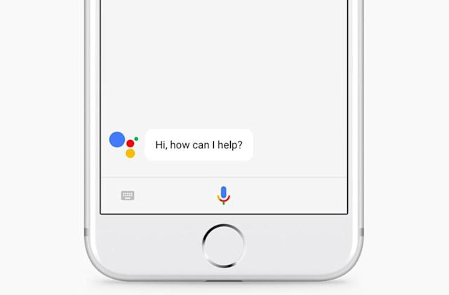 Google Assistant will take a screenshot for you if you ask