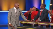 Jockvester? Jacquevester? Steve Harvey can't believe one contestant's middle name on 'This Week in Game Shows'