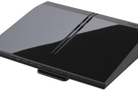 Logitec makes routers fashionable again with ultraslim LAN-W300N/R