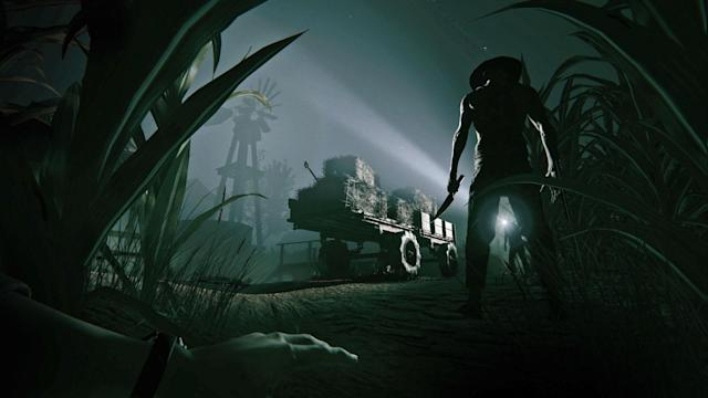 'Outlast 2' drops you in a desert for a fresh batch of nightmares