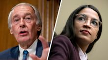 AOC's first congressional endorsements reflect subtle shift away from outsider status