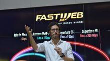 Fastweb, Calcagno: investiremo 3mld in 5 anni, molto per 5G