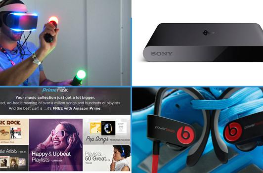 Engadget Daily: Amazon Prime Music, getting sweaty with Sony's VR headset and more!