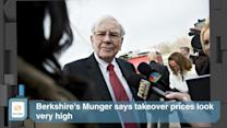 Business News - Charlie Munger, Google Inc, Peter Voser