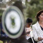 Raimondo says she won't be Biden's health secretary