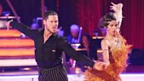 'Dancing With The Stars': Zendaya Coleman's Jive lands her on top again