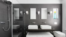 ​Big or small? Bathroom tile ideas for any space
