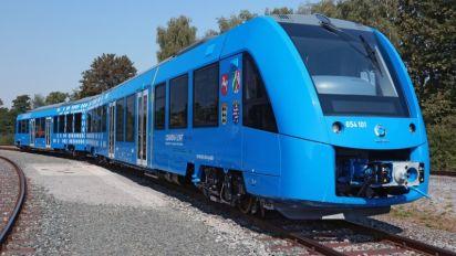 Así son los primeros trenes a hidrógeno del planeta