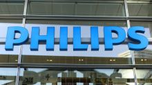 EU signs contract with Philips on ventilators