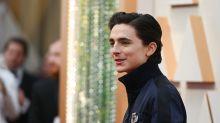 Oscars 2020: Timothée Chalamet's Prada tracksuit divides Twitter users