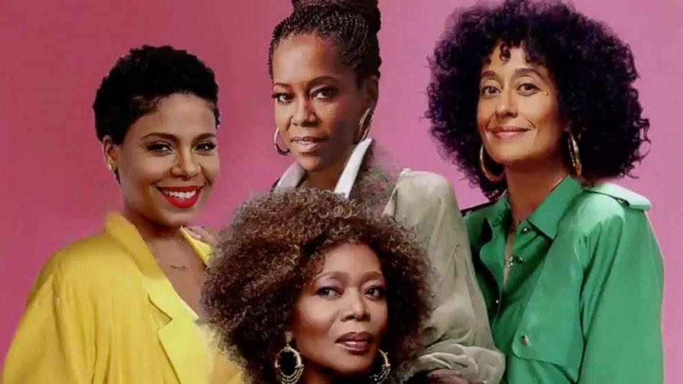 Tracee Ellis Ross teams up with Regina King and more for all-Black 'Golden Girls' rendition