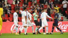 Foot - L1 - PSG-OM - PSG-OM: le gros chambrage de Dimitri Payet envers Neymar