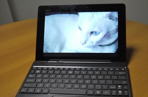 ASUS Transformer Prime already getting the hands-on treatment