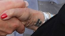 Seize The Day! Dame Judi Dench Gets A Tattoo