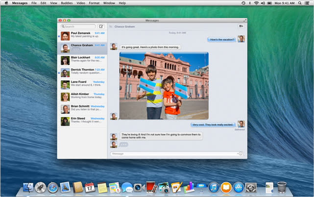 Mac 101: How to add images to an iMessage