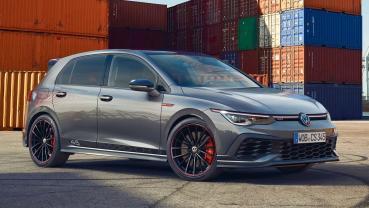 Volkswagen 推出「Golf GTI Clubsport 45」以紀念這部小鋼炮的誕生 45 周年