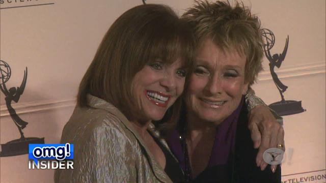 Cloris Leachman's Heartbreaking Reaction to Longtime Pal Valerie Harper's Cancer Diagnosis