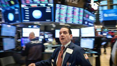 US stocks fall, tech tanks, bitcoin crashes