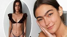 Model, 22, 'mocked' for her unibrow: 'Hotter if you shaved it off'