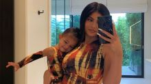 Kylie Jenner Calls Daughter Stormi Her 'Real Life Bestie' as They Rock Matching Dresses