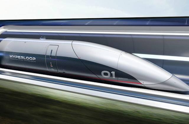 Hyperloop TT outlines how it should be regulated in Europe