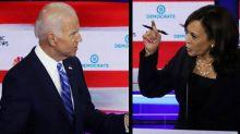 Kamala Harris Tears Into Joe Biden On Segregation, Busing