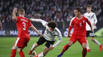 Deutschland - Serbien 1:1: Junger DFB-Elf reicht eine gute Halbzeit nicht zum Sieg